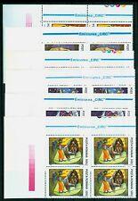 1994 Circus,Tiger,Bike,Cycle,Elephant,Clown,Bear,Monkey,Horse,Romania,5026,MNHx4