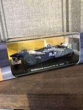 New listing Grand Prix Williams Renault FW 19 - 1997. Die Cast Model / Atlas / Jacques