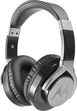 Motorola Pulse Max on ear Wired Headset Headphone with MIC +VAT Bill -Black