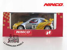 "NINCO 50133 RENAULT MEGANE ""RED ENAULT"" #6  - SLOT SCALEXTRIC - NUEVO"