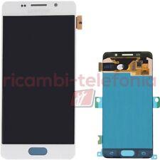 vetro touchscreen originale per Samsung A310F Galaxy A3 2016 bianco display LCD