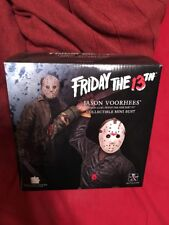 NECA Mini Bust Friday The 13th Jason Voorhees New