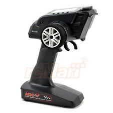 Sanwa MX-V 3Channel 2.4Ghz FH2 Radio RX-37W Waterproof Receiver Car #101A30874A