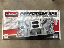 Edelbrock 2701 Performer EPS SBC 350 Small Block Chevy Intake Manifold