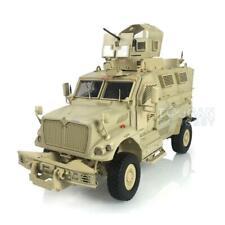 Trumpeter WSN 1/16 RC US MaxxPro MRAP Model Military Car 00815 Radio Sound Light