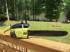 Poulan 223 Chainsaw Very Rare Vintage Collector Saw Leatherface - Early 245A