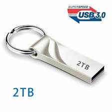8GB Flash Drive USB 3.0 Memory Stick Disk Metal Key para PC portátil