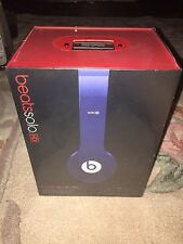 Solo HD Beats by Dr.Dre (Blue)