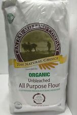 10 LBS Organic Unbleached All Purpose Flour Made from hard Red Wheat by CMC USA