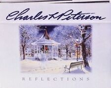 Reflections hardcover book w/print, Charles L. Peterson