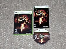 Resident Evil 5 Xbox 360 Complete