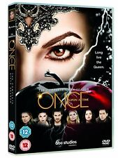Once Upon a Time Season 6 DVD Series Six DVD / New & Sealed  / UK Region 2