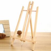 30cm Buche Holz Tisch Staffelei Malerei Handwerk Holzständer für Kunstbedarf:BLY