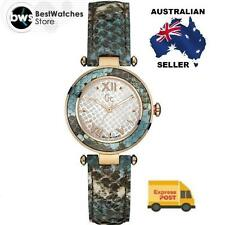 Genuine Leather Band Women's Swiss Made Watches