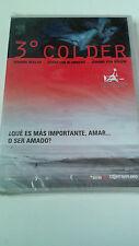 "DVD ""3º COLDER"" PRECINTADO SEALED BIBIANA BEGLAU SEBASTIAN BLOMBERG"