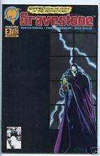 Gravestone 1993 series # 2 very fine comic book