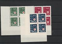 Croatia Red Cross  Mint Never Hinged Stamps Blocks ref R 18355
