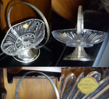 Ohne Angebotspaket Servierplatten & -schalen aus Kristall für die Küche