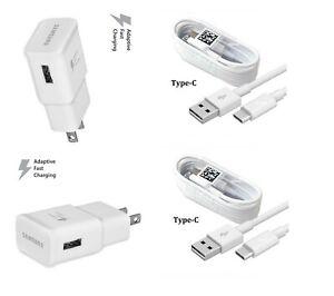 Samsung Fast Wall USB-C Car Adapter For Samsung Galaxy A10E/A20/A30/A50/A51/A70
