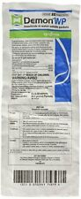 1 Demon Wp Envelope Containing 4 x 9.5 gram packets Pest Control Insecticide