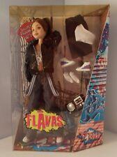Flavas P. Bo Doll Rapper Barbie Mattel