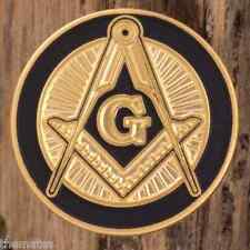 FREEMASON MASONIC MASON G SQUARE AND COMPASSES  LAPEL  PIN