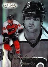 1998-99 Topps Gold Label Goal Race 99 #1 Eric Lindros