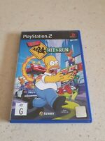 The Simpsons: Hit & Run Sony Playstation 2 PS2 PAL