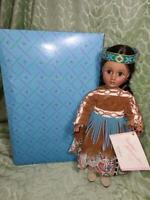 Madame Alexander Pocahontas 14'' Doll Storyland Favorite Series #24613 PRISTINE