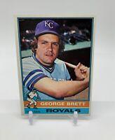 1976 Topps George Brett #19