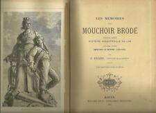 HISTOIRE INDUSTRIELLE DU LIN - GUERRE DE 1870-1871 - ARMEE DU NORD - PICARDIE