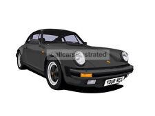 Porsche Cars Automobile Prints and Posters