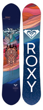 ROXY Torah Bright Women's Hybrid Camber Snowboard 152cm 2018