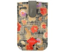 BNWTT 100% Auth Oilily, Mobile Phone Case Etch Flowers Smartphone Pull Biscuit