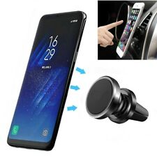 Magnetic Cell Phone Holder Car AC Air Vent Mount for Samsung Galaxy S8 Plus S9