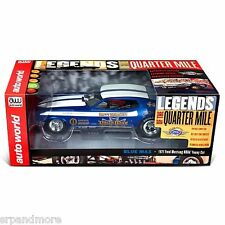 1971 Ford Mustang Blue Max 1:18 Scale Funny Car-New