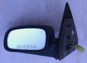 Ford Fairmont BA BF left hand door MIRROR passenger side LH with sensor