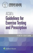ACSM'S Guidelines for Exercise Testing and Prescription by Lippincott Williams &
