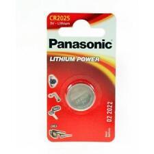 Lot de 6 piles 2025 3 Volts (validité 01/2027) - PANASONIC