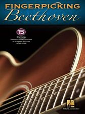 Fingerpicking Beethoven Learn to Play Fur Elise CLASSICAL Guitar TAB Music Book