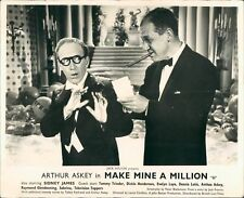 MAKE MINE A MILLION ARTHUR ASKEY SIDNEY JAMES LOBBY