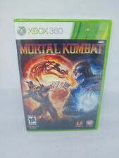 NEW Mortal Kombat 9 (Xbox 360, 2011) NTSC