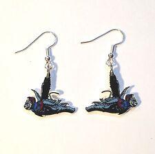 Flying Monkey Earrings Wizard of Oz Charms