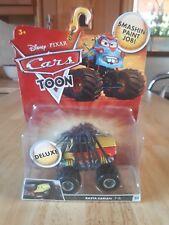 Disney Pixar Cars Toon - Rasta Carian - Deluxe Toon series card