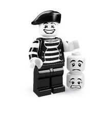 Lego Minifigures Series 2 Mime Brand New Sealed  8684