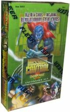 Marvel Mission Control Overpower CCG Expansion Set Sealed Booster Box