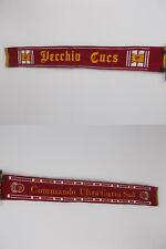 sciarpa scarf calcio schal bufanda echarpe ULTRAS ROMA CUCS COMMANDO ULTRà