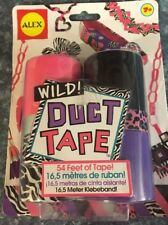 Alex Toys Wild Duct Tape Do-it-Yourself Wear Kit Justice Exclusive 54 Feet Tape