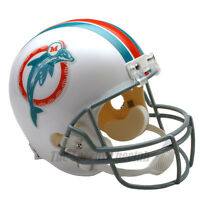 MIAMI DOLPHINS 73-79 THROWBACK NFL FULL SIZE REPLICA FOOTBALL HELMET