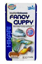 Hikari Tropical Fancy Guppy Granules 0.77oz (Free Shipping)